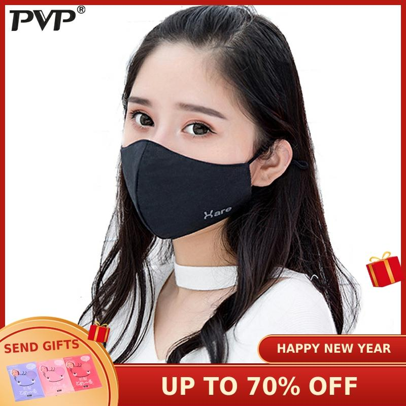 PVP 1Pcs Fashion Rabbit Face Mouth Mask Anti Dust Mask Filter Windproof Mouth-muffle Bacteria Proof Flu Face Masks Care Reusable
