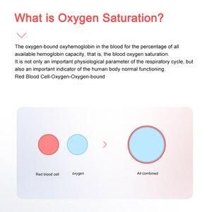 Image 4 - 2019 מקורי כבוד להקת 5 חכם צמיד 5 Oximeter קסם צבע מגע מסך לשחות שבץ לזהות קצב לב שינה תנומה