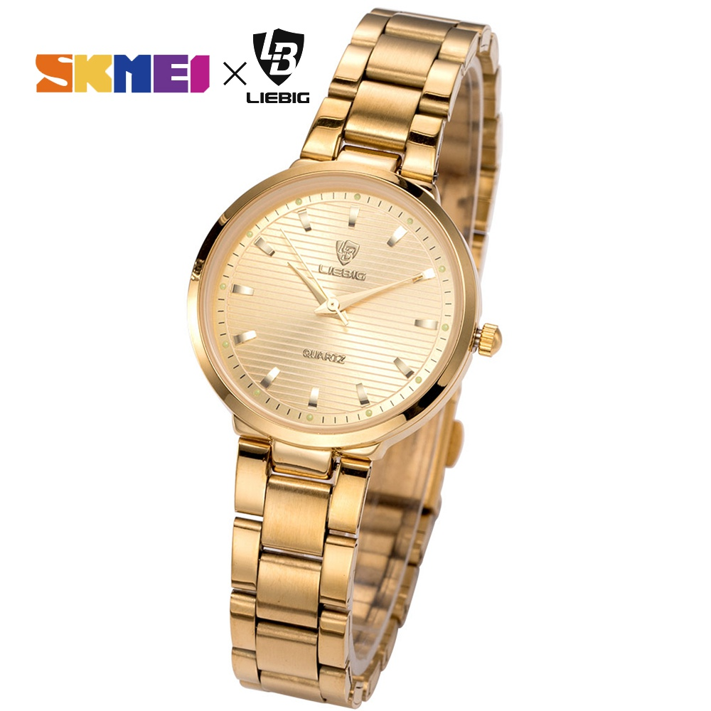 2020 Luxury Women's Watch Clock Ladies Quartz Watches Clock 30M Waterproof Female Wristwatch Relogio Feminino Montre Femme L1012