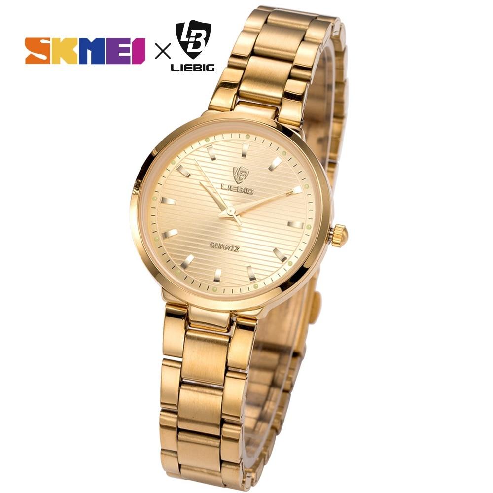 2020 Luxury Women's Watch Clock Ladies Quartz Watches Clock 30M Waterproof Female Wristwatch Relogio Feminino Montre Femme L1012