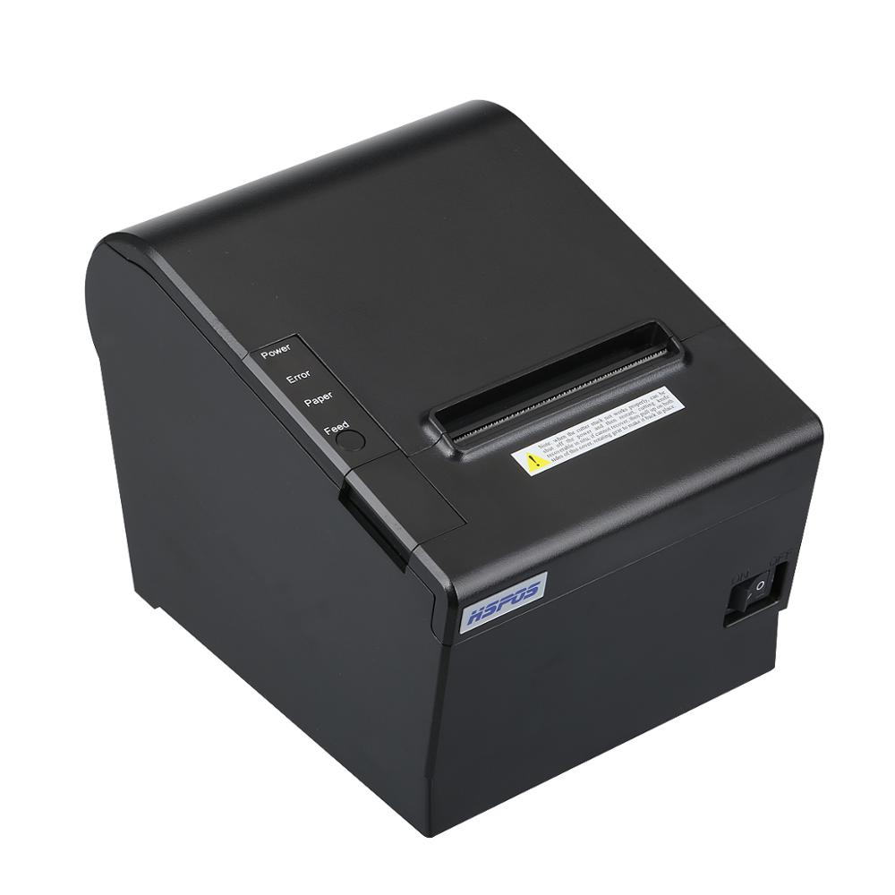 Wholesale High Printing 80mm Thermal POS Printer With USB LAN Port For Retails