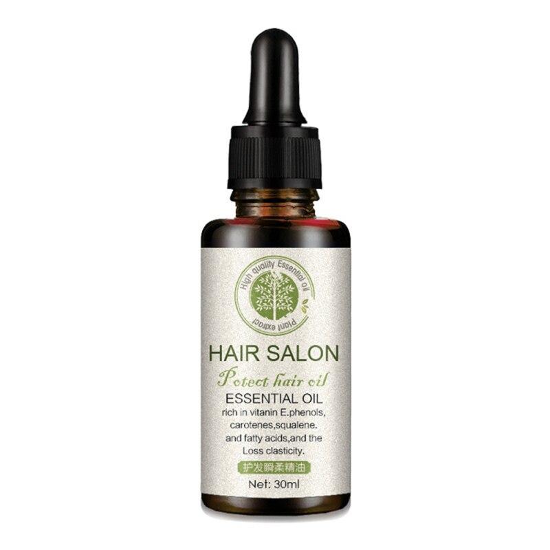 Hair Oil Repair Damaged Hair Nourish Scalp Essential Oil Improve Hair Quality Hair Care Product