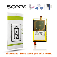 Original Battery For SONY LIS1561ERPC 2600mAh Sony Xperia Z3 Compact D5803 D5833 Replacement Phone with NFC +9Tools
