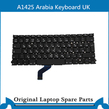 Teclado Arabia Original para Macbook Retina A1425 KB UK 2012, nuevo