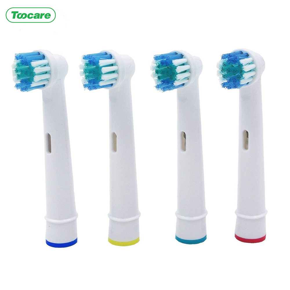Compatible with Oral B eletric toothbrush heads precision clean facial brush cleansing replacement brush heads image