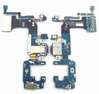 Cep telefonları ve Telekomünikasyon Ürünleri'ten Cep Telefonu Devreleri'de 1 adet mikro usb PCB şarj şarj doku Port mini bağlayıcı Flex kablo Samsung Galaxy S8 SM G950U G950U devre