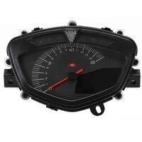 Universele Motorcycle Lcd Digitale Snelheidsmeter Kilometerteller Backlight Motorcycle Kilometerstand|Kilometerteller Sensor|   -
