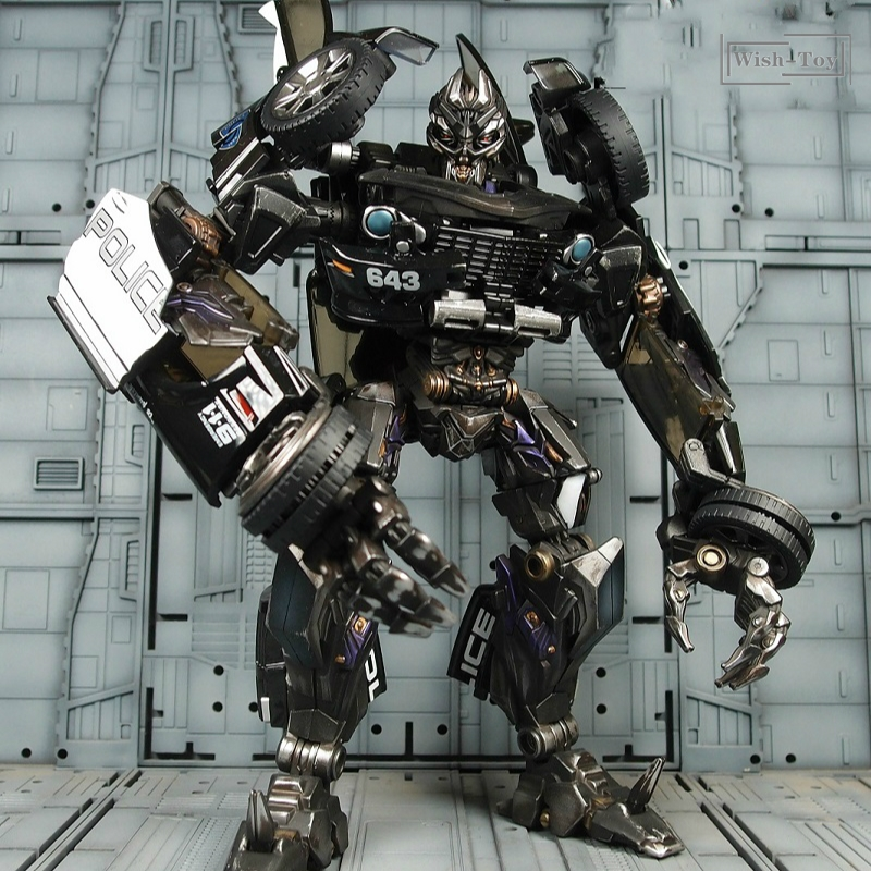 Transformation Robot Black Mamba…