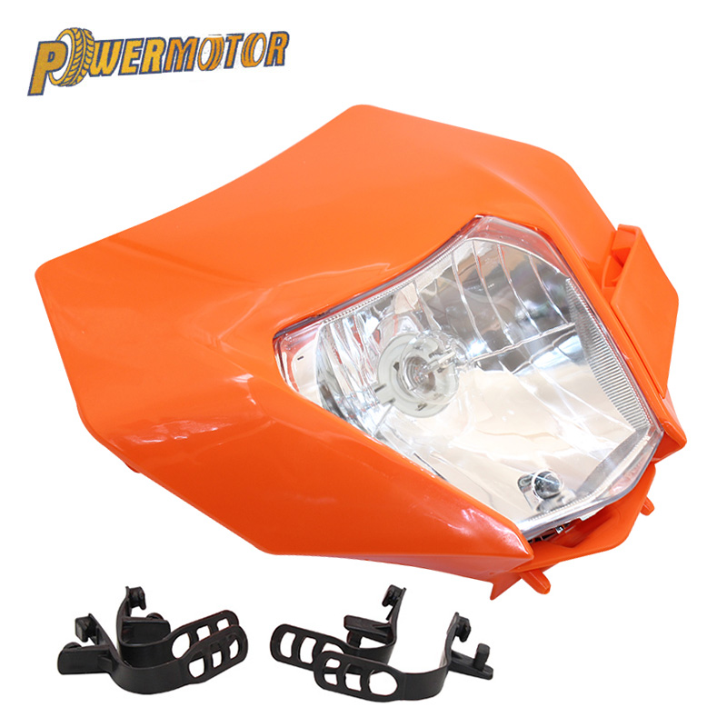 2016 Motorcycle Headlight Lights Headlamp For KTM EXC EXCF XC XCF XCW XCFW SX SXF SXS SMR 125 250 350 450 500 505 520 530