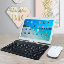 ANRY 10.1 calowy tablet PC 4G telefon Lte Android 8.1 GPS Wifi tablet z androidem RAM 2GB ROM 32GB Bluetooth Phablet