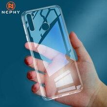 رقيقة جدا واضح حالة ل Xiaomi Redmi 3s 4 برو 5 5A 6 6A 6Pro 7 7A 8 8A 5 زائد 6 7 8 ملاحظة 3 4 5 5A 6 7 8 8T لينة الغطاء الخلفي Etui