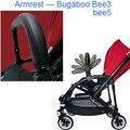 Bugaboo Bee5 аксессуары для детской коляски бампер кожаный подлокотник для рук передний подлокотник для Bugaboo Bee3 Bee 5 колясок