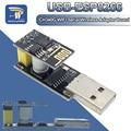 ESP01 программатор адаптер UART ESP-01S адаптер CH340G USB к ESP8266 Серийный беспроводной Wifi Developent Board модуль