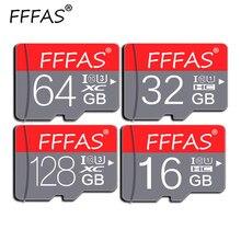 100% capacidade real cartão de memória 8gb tf cartão 16gb 32gb micro sd cartão 64gb 128gb cartão de memória mini sd presente adaptador