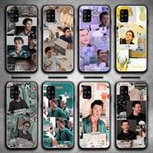 Caixa Do Telefone Para Samsung Galaxy A21S Tom Holland A01 A11 A31 A81 A10 A20E A30 A40 A50 A70 A80 A71 A51