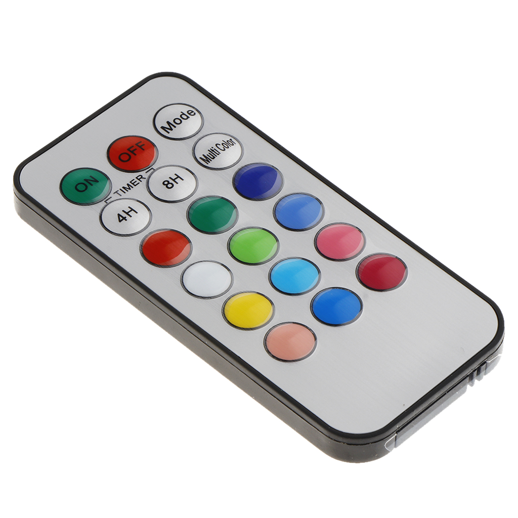 Shop For Cheap 18-key Remote Control For Electronic Candle Led Flameless Flickering Decorative Clear And Distinctive