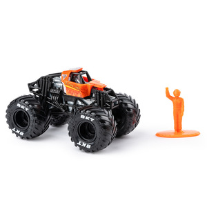 Image 5 - Original SPIN Master Monster Jam monster truck boy child toy alloy car model inertia four wheel drive off road vehicle gift
