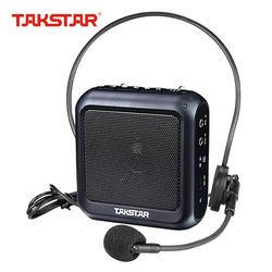 TAKSTAR E270 Portable Amplifier Digital Bluetooth Wired Mic Support TF Card for Teaching Training Promotion Tour Guiding
