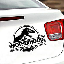 Милые наклейки с динозавром на авто покрытие автомобиля царапины