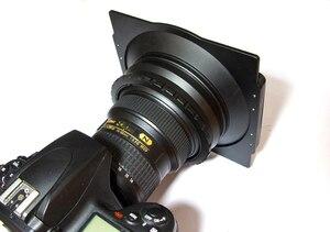 Image 4 - אלומיניום 150mm כיכר מסנן בעל סוגר תמיכה Samyang 14mm 2.8 עדשת תואם עבור לי הייטק Haida 150 סדרת מסנן
