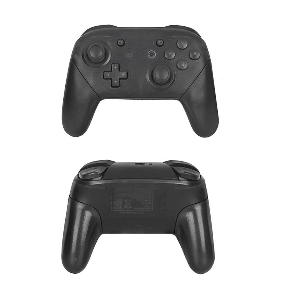 ワイヤレスゲームパッドゲームジョイスティックコントローラスイッチプロ NS ホスト Bluetooth ハンドル支持体性感覚振動