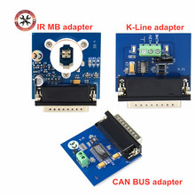 CAN BUS K-Line-Adapter Pro-Programmer IPROG Newest for