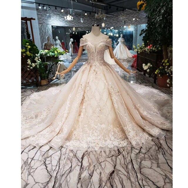 Роскошное Свадебное платье BGW HT43027, 2020 г., Международный модный дизайн, платье для невесты ручной работы, свадебное платье