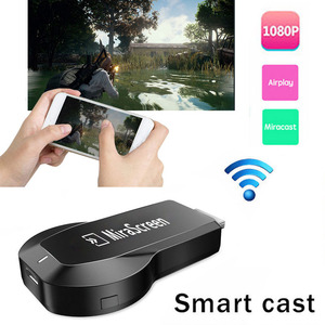 Image 1 - Wireless Wifi HDMI Dongle Cast to TV Adapter For iPhone 11 X XS MAX XR 5 6 7 8 Plus for Samsung S7 EDGE S8 S9 S10 Note10 Android