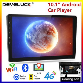 9/10.1 Inch 2 Din Android 10.0 2G+32G 4G NET Car Radio Multimedia Video Player RDS DSP GPS Navigation FM For Toyota Kia Honda VW