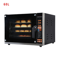 Electric Oven for Bread/Pizza 60L Timer Oven Commercial Bakery Oven Pizza/ Bread Baking Oven Bakery Machine CK02C