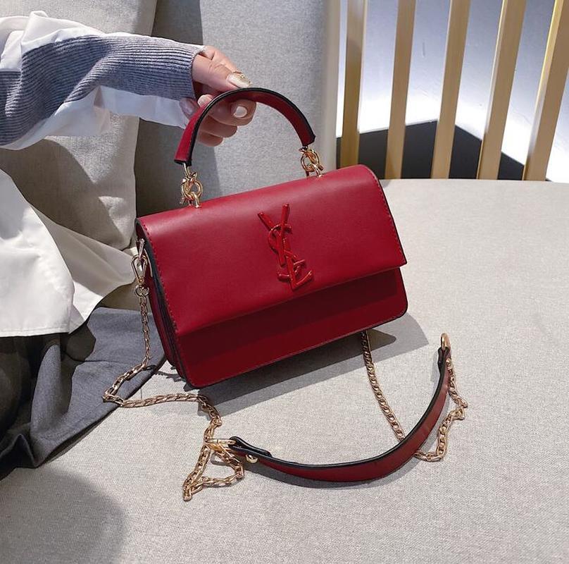 2020 New Ladies High Quality PU Korean Fashion Shoulder Messenger Bag Western-style Wild Girl Small Shoulder Bag