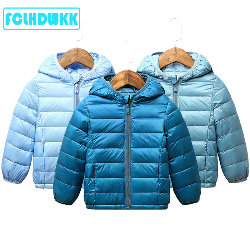 2020 зимнее Детское пальто, Осенняя детская куртка, верхняя одежда для мальчиков, пальто ярких цветов, одежда для девочек, легкий пуховик, детс...