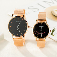 WJ-8734 Hot 2020 New Fashion Couple Watches Women Men Lovers