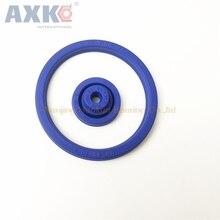 AXK  24x32x5  PU Single Lip U Ring Hydraulic seal  both piston and rod seal UNS клей u seal 207 набор