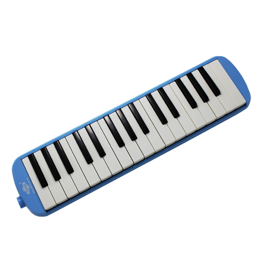 <font><b>32</b></font> <font><b>Keys</b></font> <font><b>Melodica</b></font> Piano Style Pianica Musical Educational Instrument Toys for Kids 2019 Christmas Children Gift- Blue image