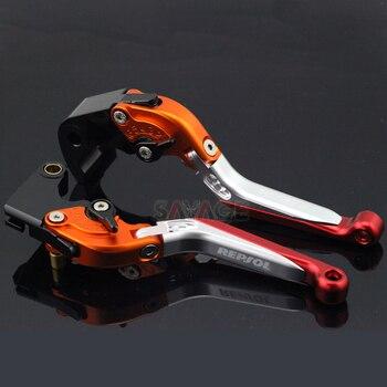 цены Brake Clutch Lever For HONDA CBR1000RR 2004-2019 CBR600RR 2003-2018 CBR RR Motorcycle Accessories Folding Extendable logo REPSOL