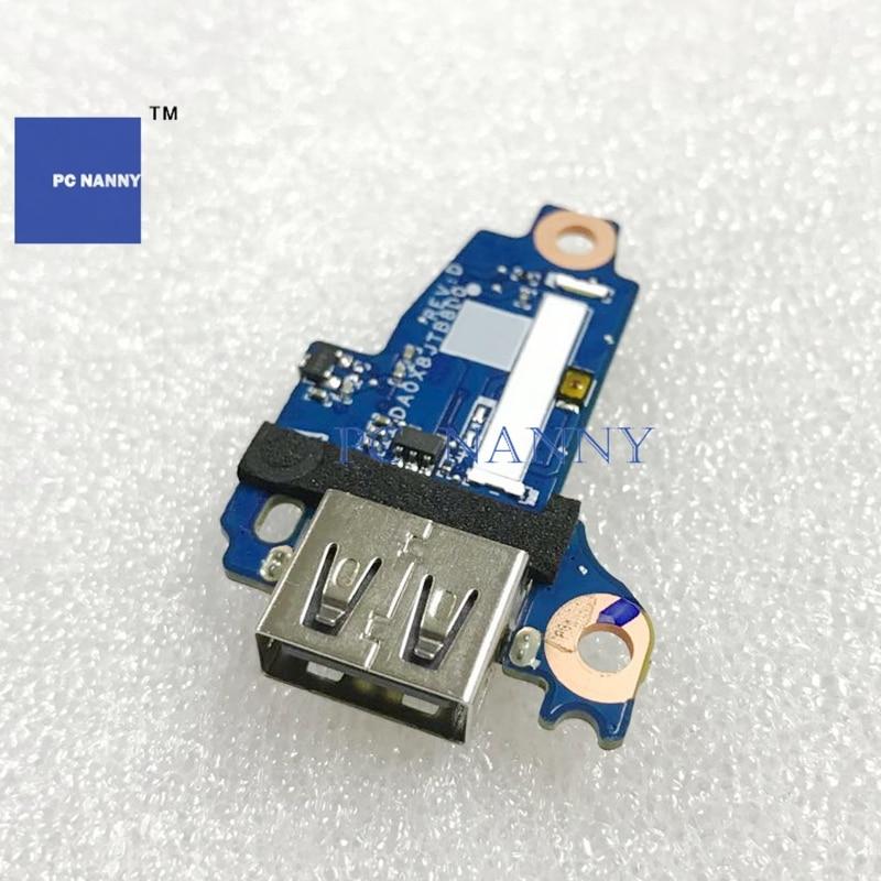 PCNANNY FOR HP ProBook 440 445 G6 USB BOARD DA0X8JTB8D0 L44578-001 Test Good
