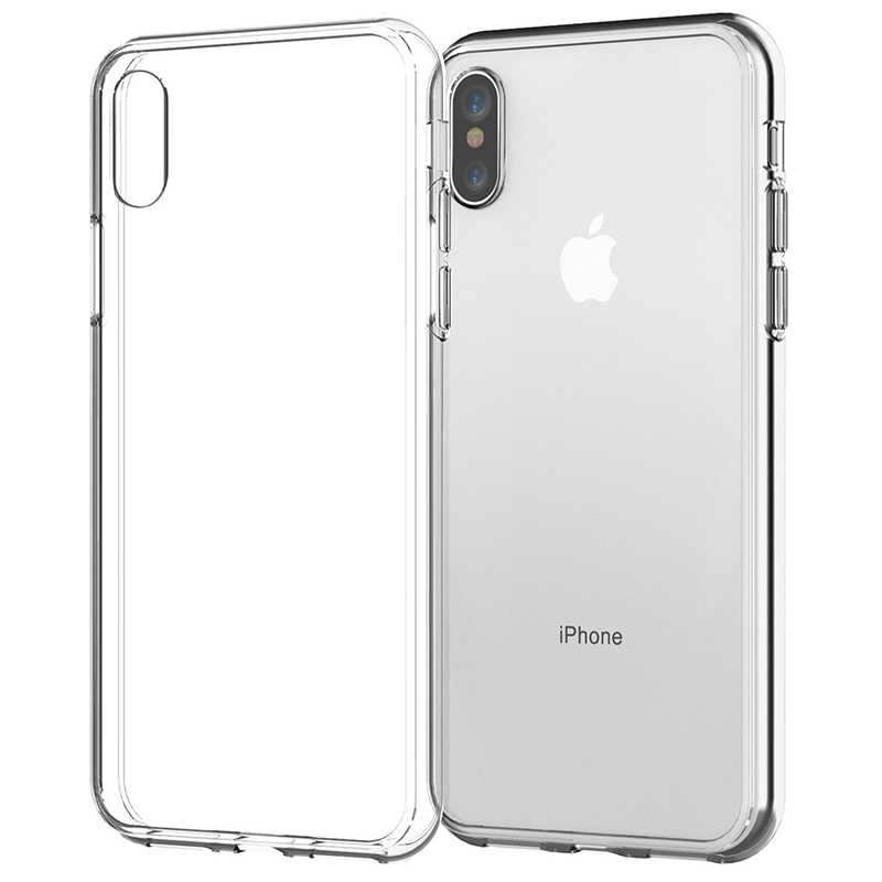 Clear Telefoon Case Voor Iphone Xr X Xs 8 7 6 S Plus Soft Tpu Silicone Cover Voor Iphone 11 11pro Max Xsmax 7 6 5 5S Se Case