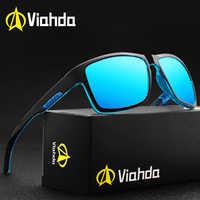 Viahda 2020 Sport Polarized Sunglasses Men Outdoor Driving Sun Glasses For Women Fashion Male Eyewear