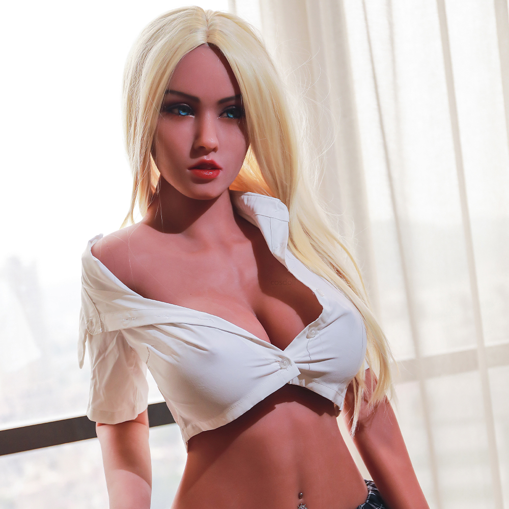 AI Silicon <font><b>Sex</b></font> <font><b>Dolls</b></font> 158cm for SexDoll Cosdoll <font><b>Nude</b></font> Adult <font><b>Sex</b></font> <font><b>doll</b></font> Toys Love <font><b>doll</b></font> silicone realistic adult <font><b>sex</b></font> <font><b>doll</b></font> for men image