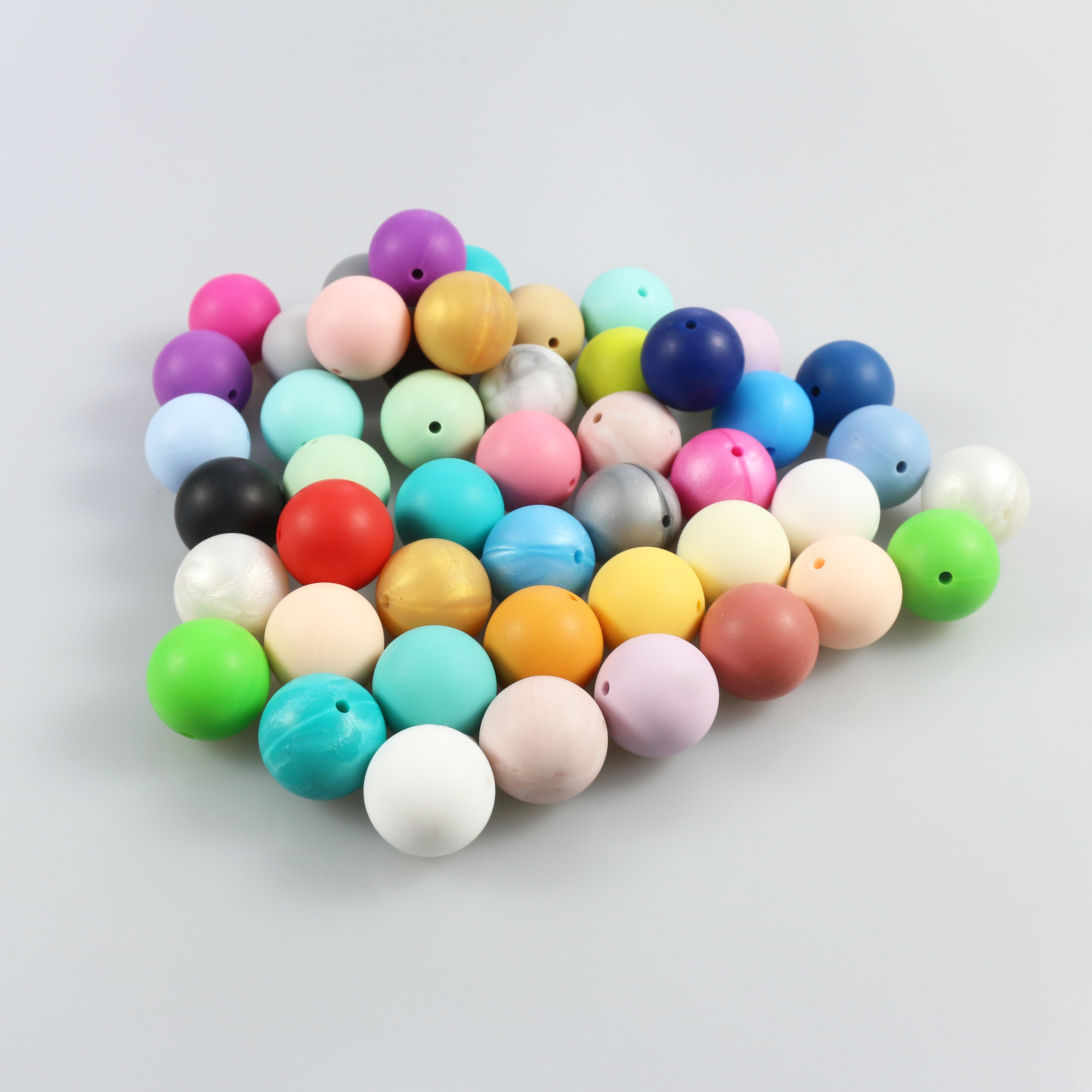 Silicone Beads Wholesale 15mm Emerald Silicone Beads Silicone Beads Silicone Beads