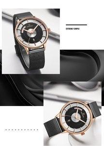 Image 4 - NAVIFORCE 남자 손목 시계 스포츠 군사 방수 남자 시계 육군 비즈니스 캘린더 석영 남성 시계 새로운 Relogio Masculino 3007