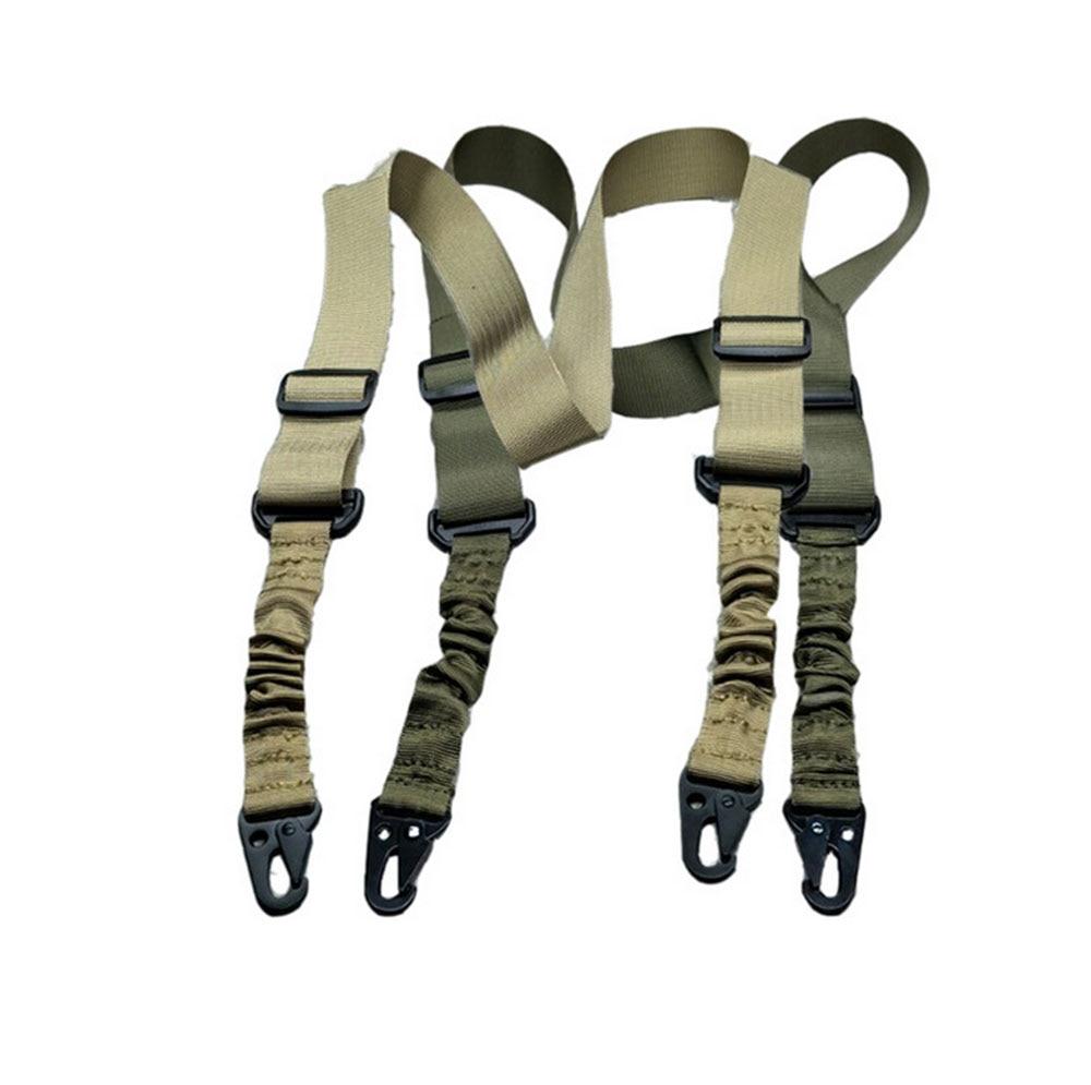 Shoulder Strap Outdoor Rifle Sling With QD Metal Buckle Shotgun Gun Belt Hunting