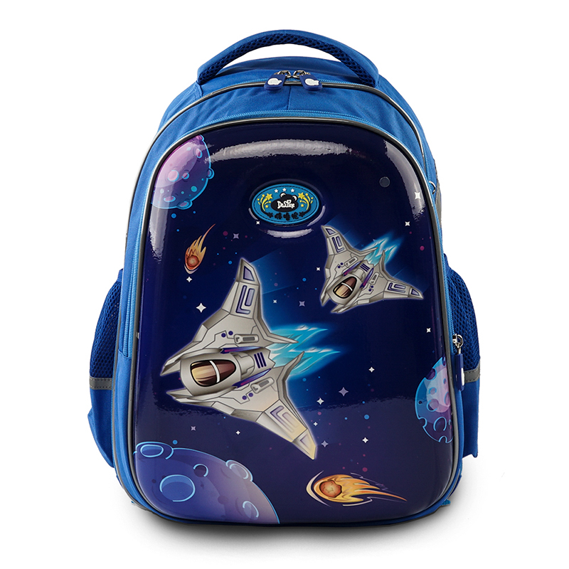 2020 Delune Brand Grade 1-5 Boys Children School Bags For Kids Girls Orthopedic Fashion School Backpacks Waterproof Bookbag Gift