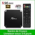 Подлинный NEOTV Pro X96 mini Smart TV Android 9,0 Box французский склад s905 четырехъядерный 8 Гб 16 Гб Full HD Neo tv pro 2 ТВ-приставка