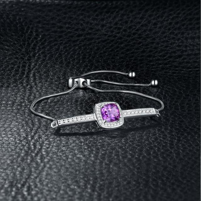 Alexandrite Sapphire Bracelet