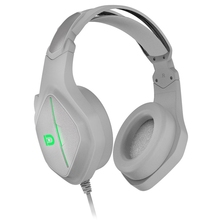 X5 Big Headphones with Light Mic Stereo Earphones 7.1 Gaming Headsets Deep Bass for Pc Computer Gamer Tablet Ps4 X-Box