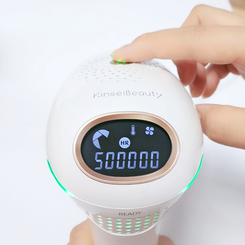 Image 5 - 2in1 Ipl Hair Removal Epilator Hair Removal Laser Epilator Lcd Display Machine Laser Permanent Bikini Trimmer Electric Depilador-in Epilators from Home Appliances
