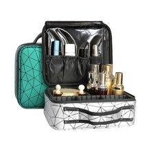 Multifunction Makeup Bag Waterproof Cosmetics Storage Bags Portable Travel Cosmetic Makeup Toiletry Case Wash Organizer Storage