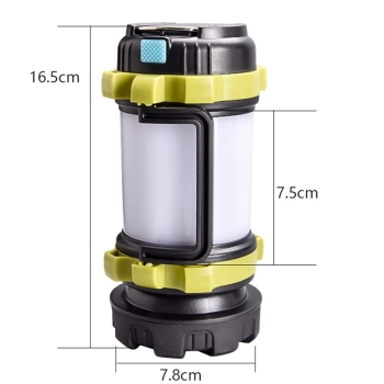 Outdoor Camping Light Camping Led Work Light Usb Charging Emergency Tent Light Glare Super Bright 2